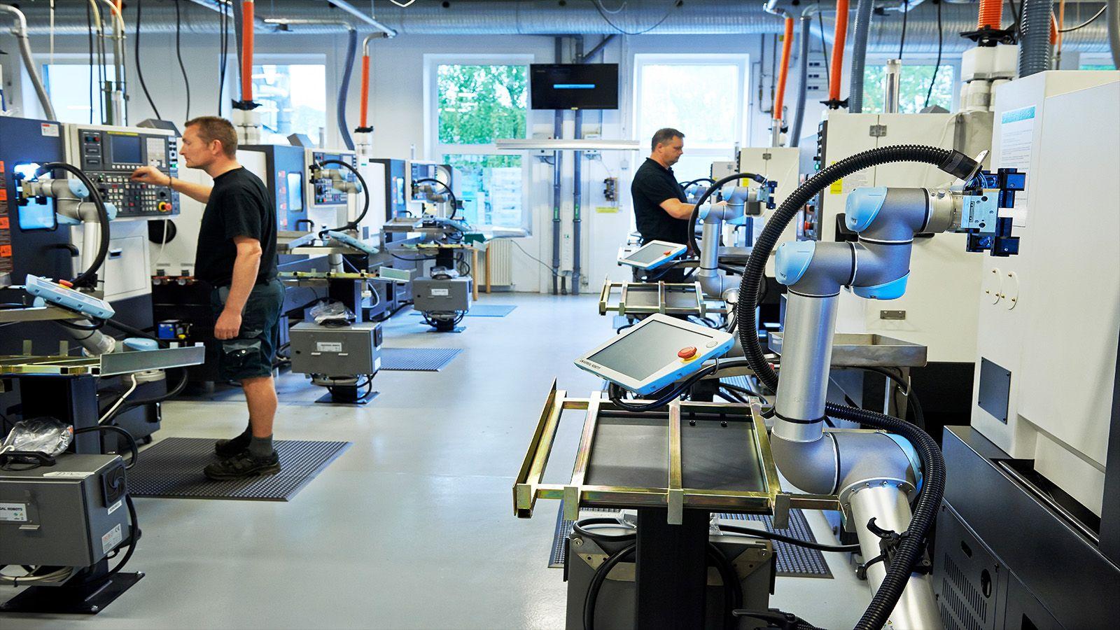 Robots Create Jobs New Research International Federation Of Robotics
