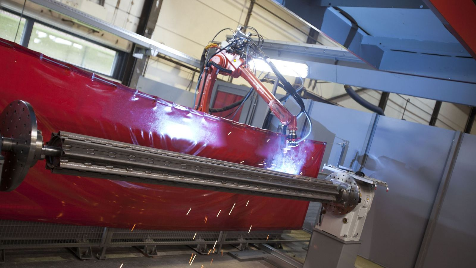 Despite the many modifications, they were unable to achieve the required  precision with their previous welding robot. For that reason a Valk Welding  robot ...