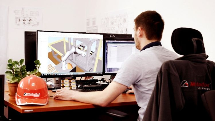 The digitization of production means that the Vrchlabí plant of Škoda is becoming more data driven. © image: KUKA
