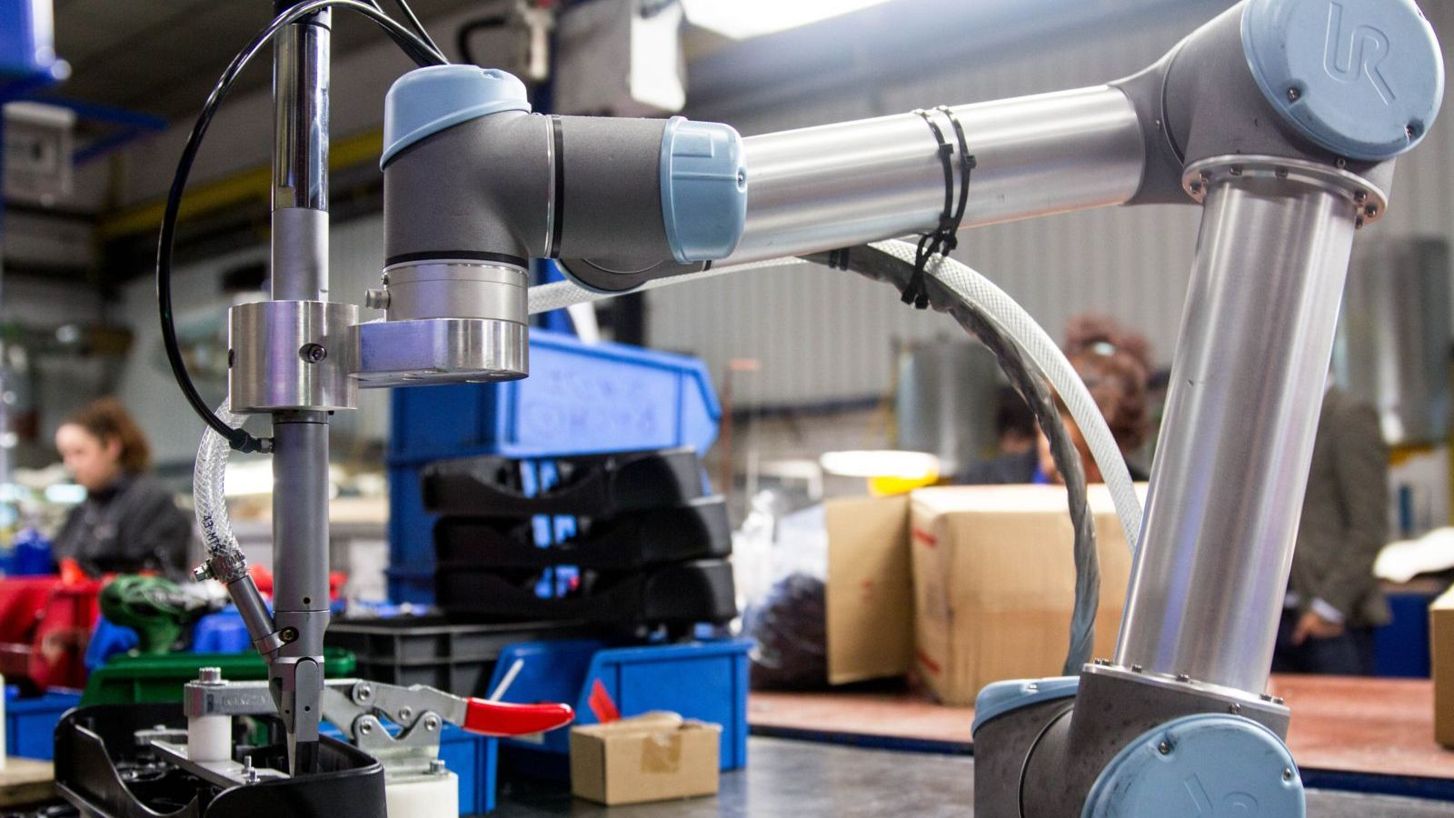 Fanuc Robotics, UK - IFR Partner - International Federation of Robotics